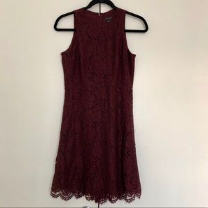 Nwt Ann Taylor Lace Dress